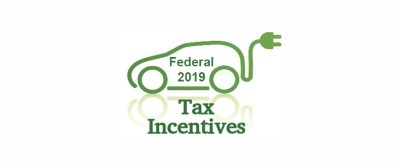 Img of Federal 2019 EV Tax Incentives Art