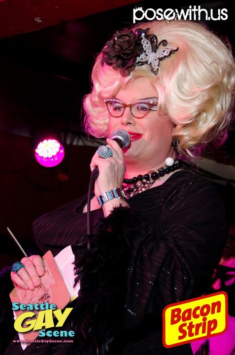 Big Gay News, Part I: Sylvia O'Stayformore's Bacon Strip ...