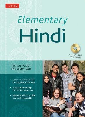 Elementary Hindi by Richard Delacy and Sudha Joshi