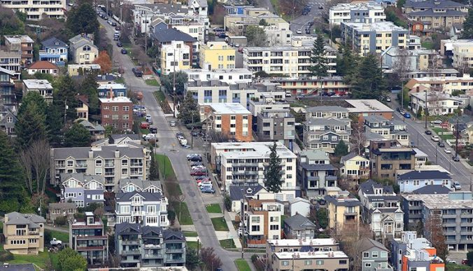 Seattle's density plan gets a green light