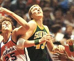 Jack Sikma, mom's all-time favorite
