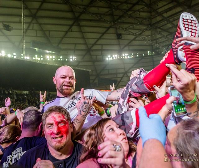 Unforgettable Rock Five Finger Death Punch Shinedown Seattle
