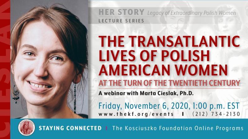 The Transatlantic Lives of Polish American Women