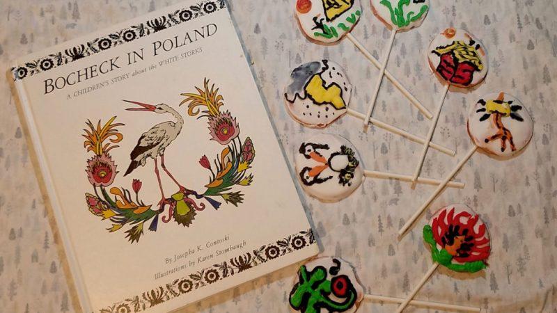 Local Artist Participates in the Edible Book Contest