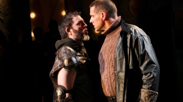 Mike Dooly on performing Shakespeare
