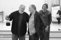Michael Winters, Dan Kremer and Todd Jefferson Moore