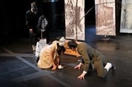 The cast of Macbeth