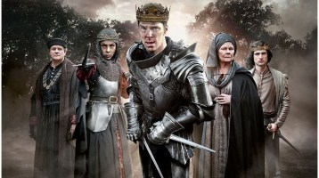 Hollow Crown: The Wars of the Roses on Dec. 11, 18 & 25