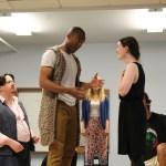 Pericles rehearsal