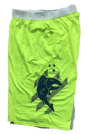 Neon Sockeye Shorts