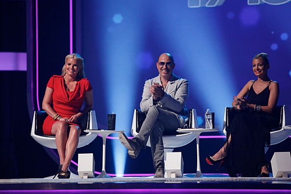 NBC's Fashion Star Premiere Episode