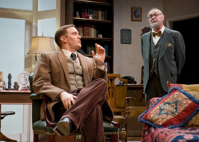 Taproot Theater's Freud's Last Session