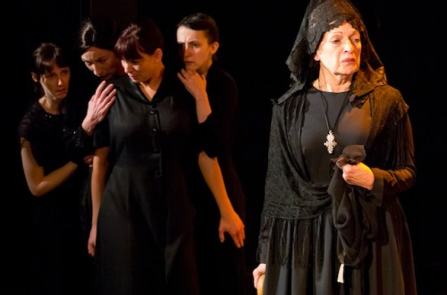 Arouet's The House of Bernarda Alba