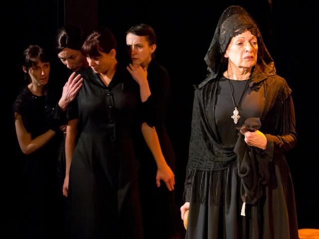 Arouet's The House of Bernarda Alba: Spanish Theater 101