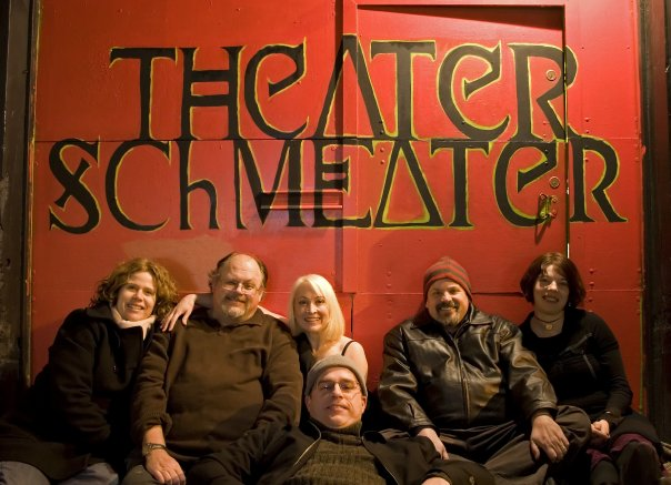 Exit Interview: Teri Lazzara, Theater Schmeater's Managing Director, is heading for the wings