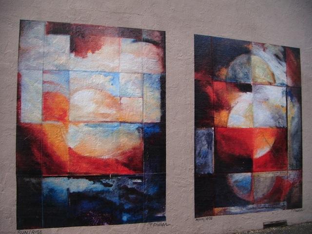 An Art Walk through Edmonds in June