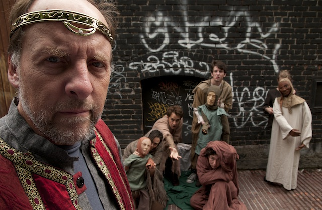 The Rules of Engagement: Freehold Takes King Lear on the Road