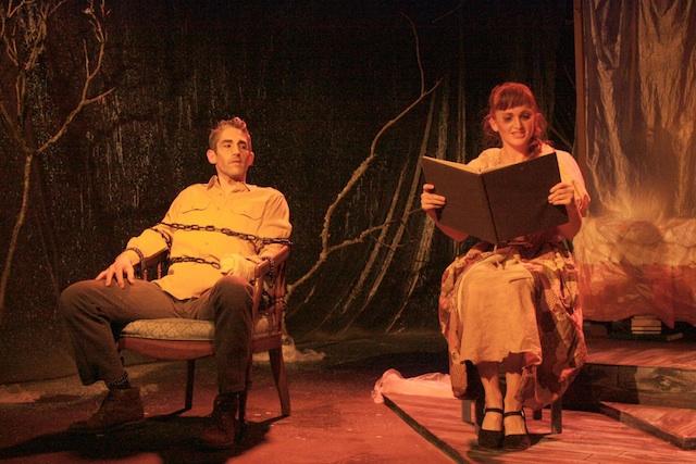 Macha Monkey's Sweet Nothing, a (grim) fairytale at Annex Theatre
