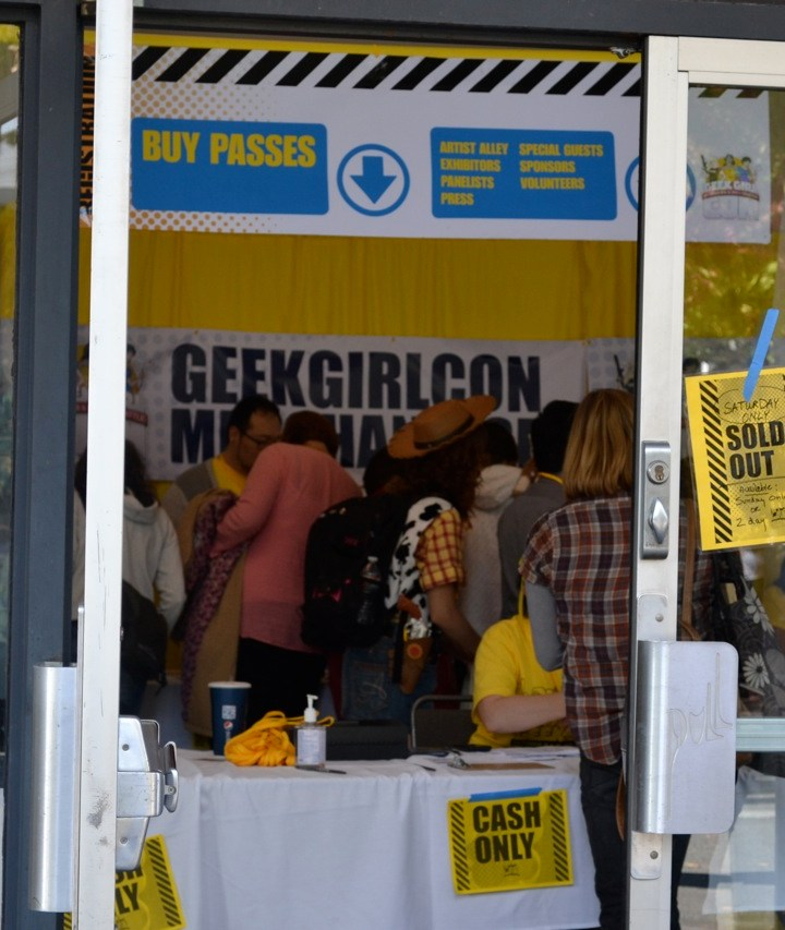 Second Annual GeekGirlCon Celebrates Female Geekdom This Weekend