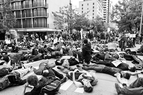 Observations On Occupy Wall Street's One Year Anniversary