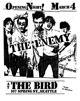 bird opening night poster 1978