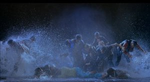 Still from The Raft, by Bill Viola.