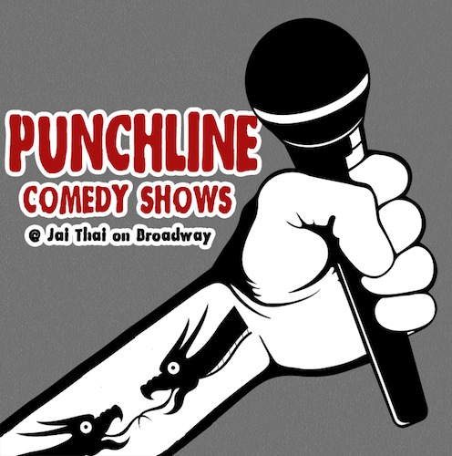 PUNCHLINE SHOWS LOGO