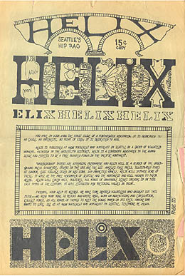 Helix, Vol. 1, No. 1, March 23, 1967