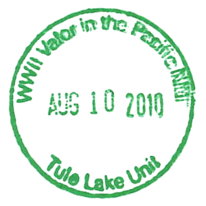 tule lake unit