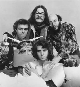 The Firesign Theatre.