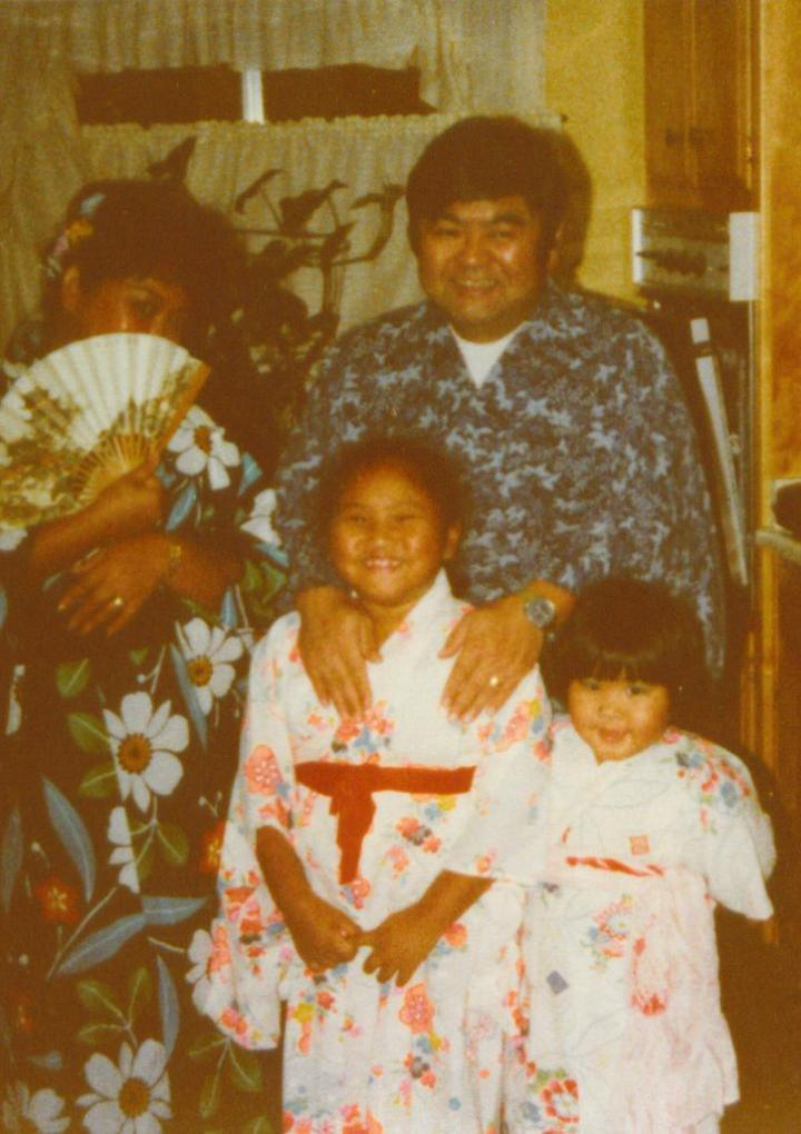 On Being Mixed: Snapshots from a Nikkei-Filipina Album
