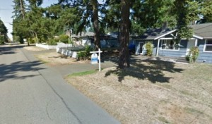 The Pratt home -- the gunmen killed him outside his front door in neighborhood north of Seattle where residents might have been surprised to find themselves with a black neighbor, and none too pleased.