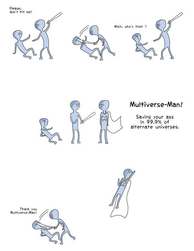 multiverse man