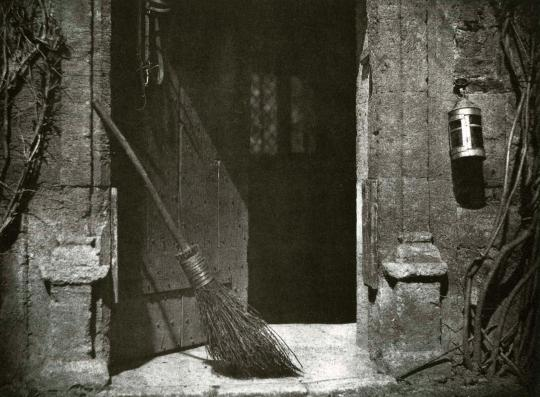 The Open Door, from Fox Talbot's classic The Pencil of Nature