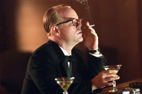 Cigarettes and alcohol are also glamorous.