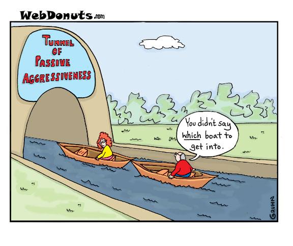 webdonuts-Passive-Aggressive width=
