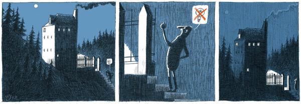 wilbert van der steen - lights out