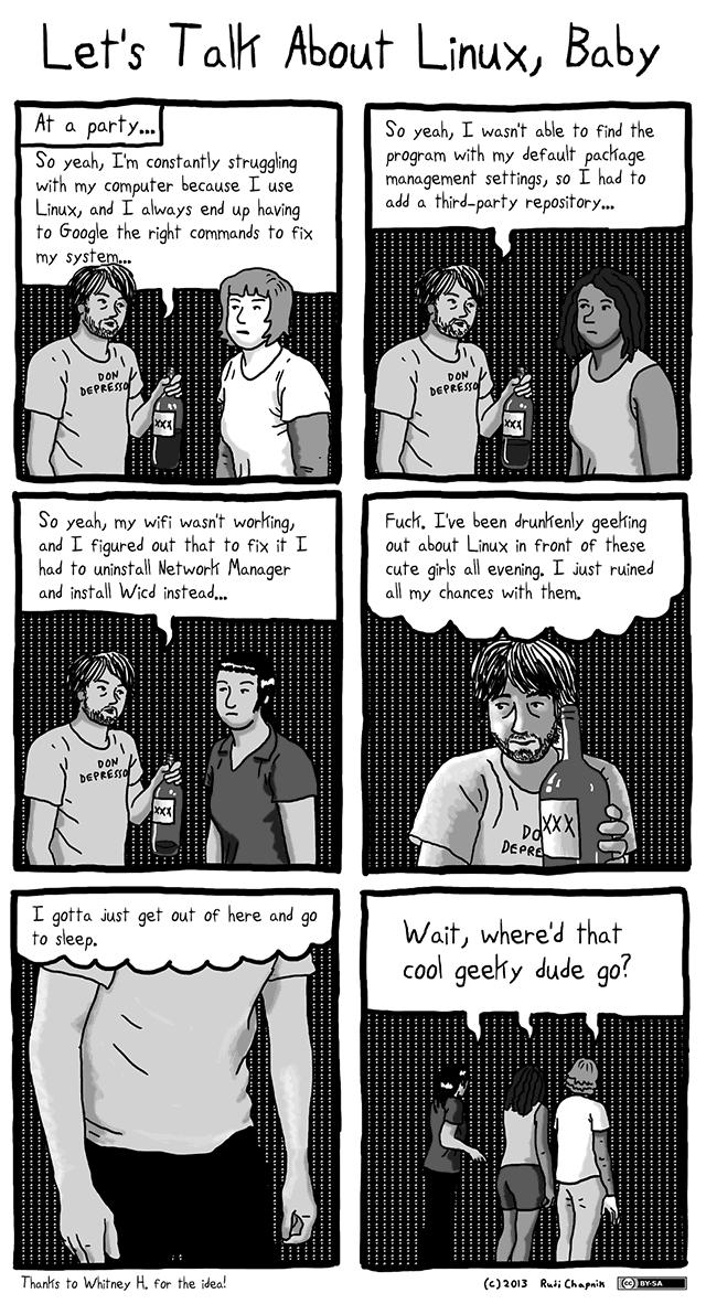 don-depresso-letstalkaboutlinux
