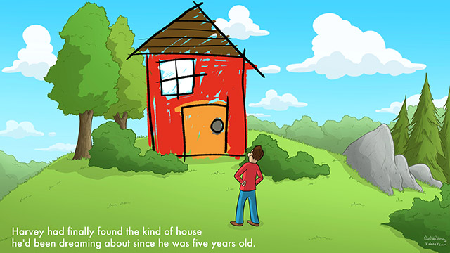 kohney-5-Year-Old-Dream