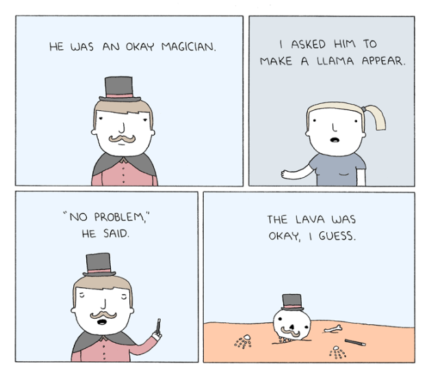 okay-magician