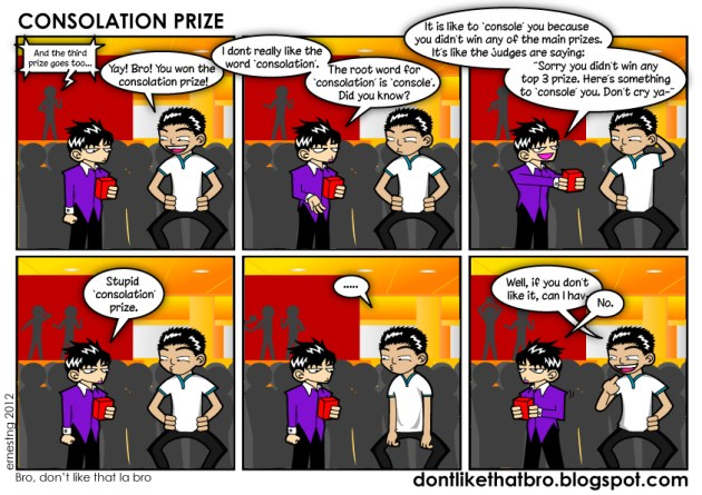 Consolation+Prize