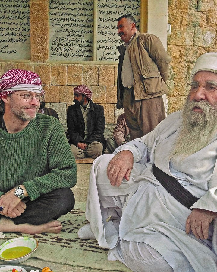 To Fast with the Elders of an Ancient Race – John Murphy's Travels Among the Yezidi
