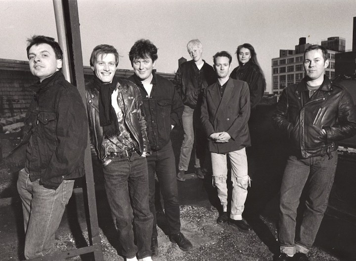 Revenge of the Mekons: An Interview with Joe Angio