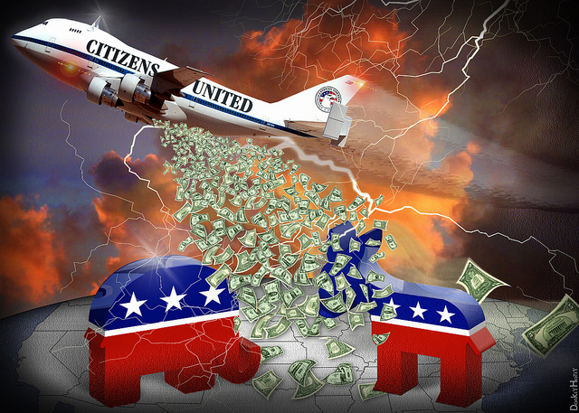Election Coffers Fill Up as Campaign Finance Laws Go Unchecked
