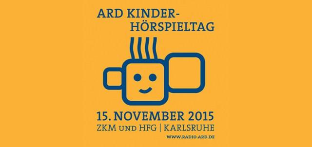 ARD Hörspieltage - 11. bis 15. November 2015 in ZKM und HFG/Karlsruhe.