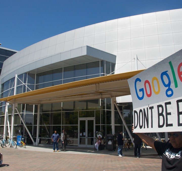 Google Admits Collaboration with Illegal US Drone Murder Program