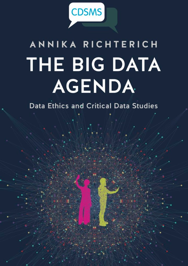 Free Thing of the Week: The Big Data Agenda