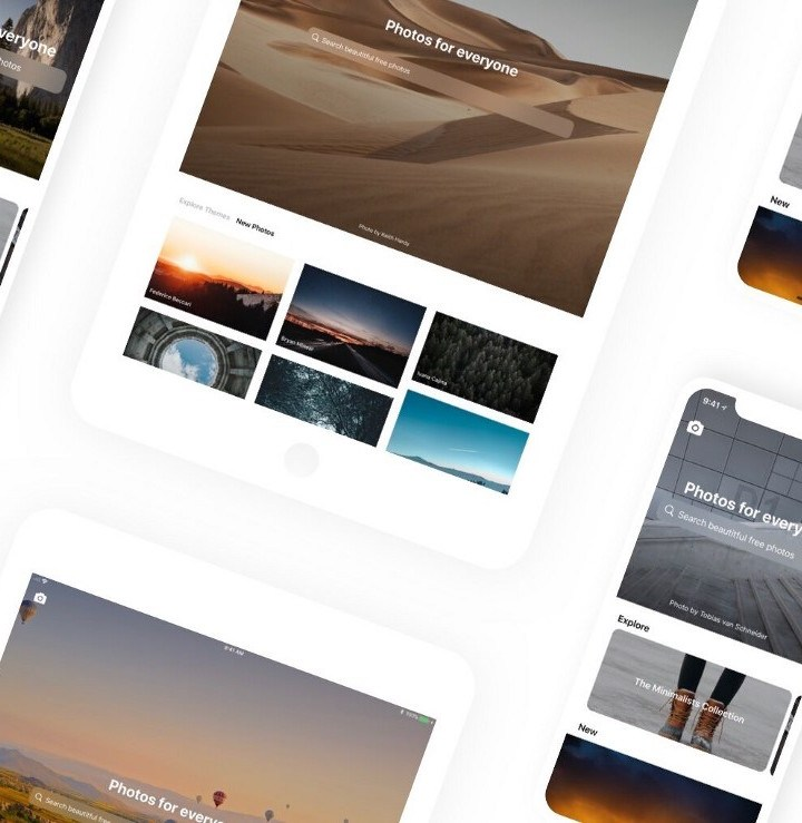 Free Thing of the Week: Unsplash for iOS