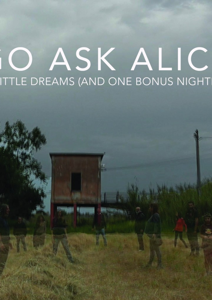 Free Thing of the Week: Go Ask Alice, The Sudden Dream