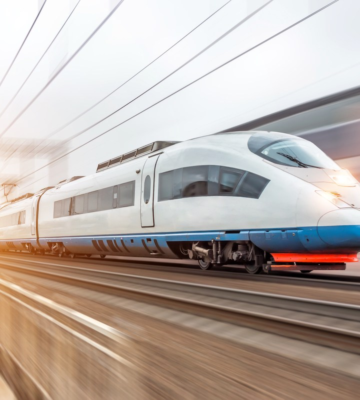Five Innovations That Could Shape the Future of Rail Travel